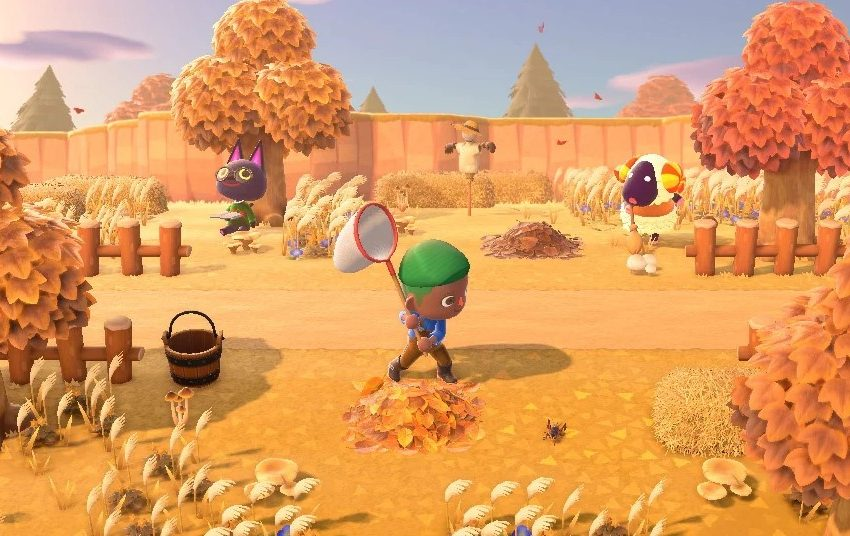 You'll be able to choose what your island looks like in Animal Crossing: New Horizons