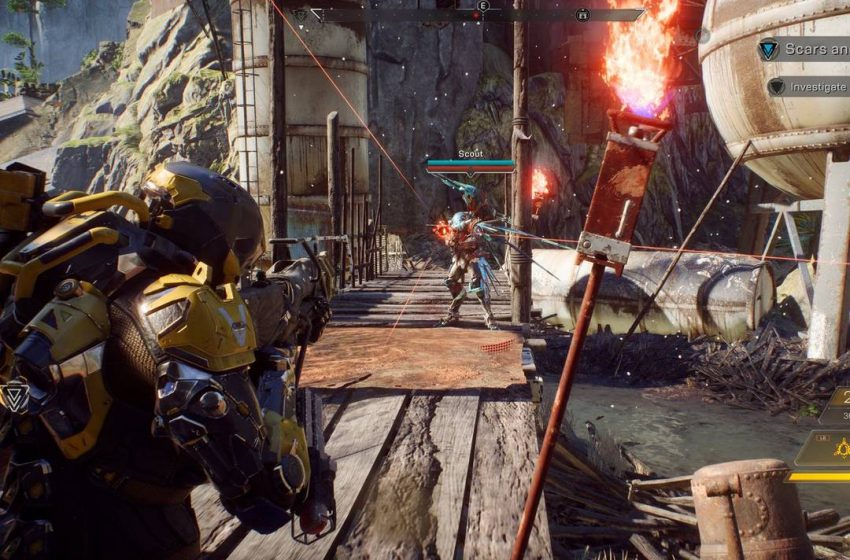Anthem Outlaw Locations and Farming Guide