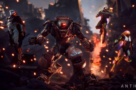 What's New in Anthem's Update 1.70?