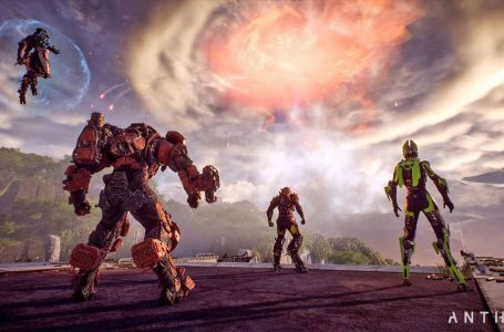 EA's CEO Andrew Wilson Isn't Giving Up on Anthem Yet