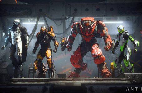 Anthem's Javelin Classes Ranked