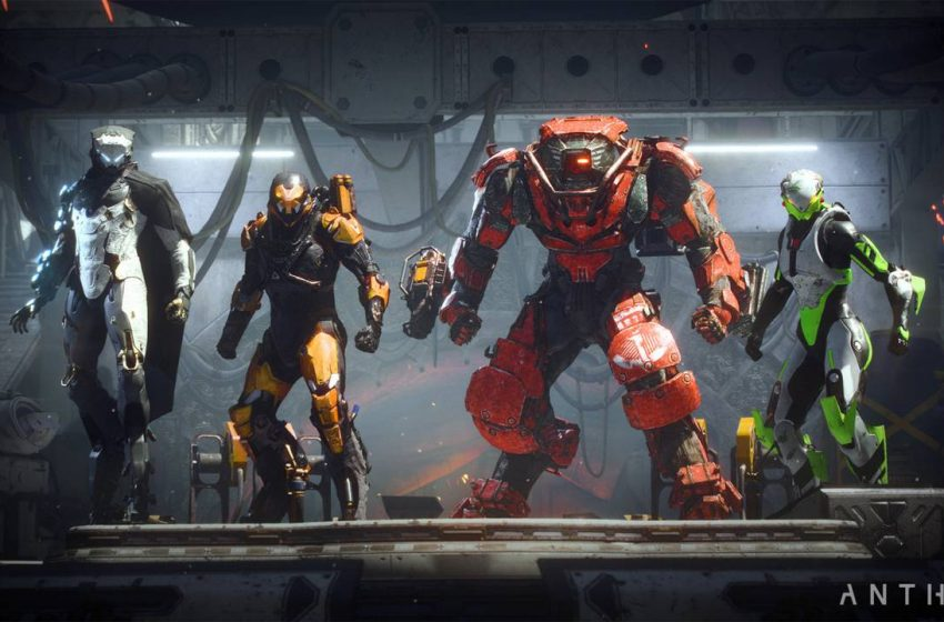 Anthem's Javelin Classes Ranked