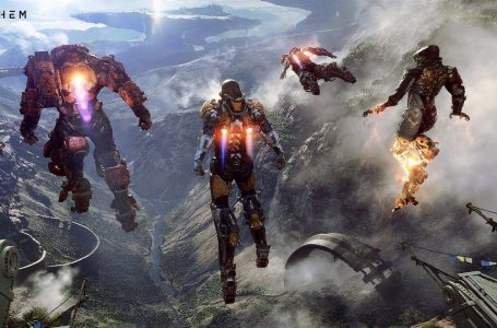 Is Loot in Anthem Shared?