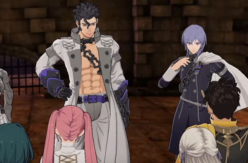 How to recruit the Ashen Wolves in Fire Emblem: Three Houses
