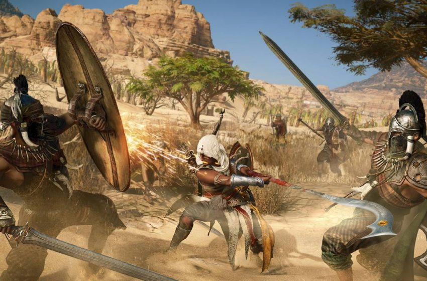 Assassin's Creed Origins Day 1 Patch Size And Info Revealed