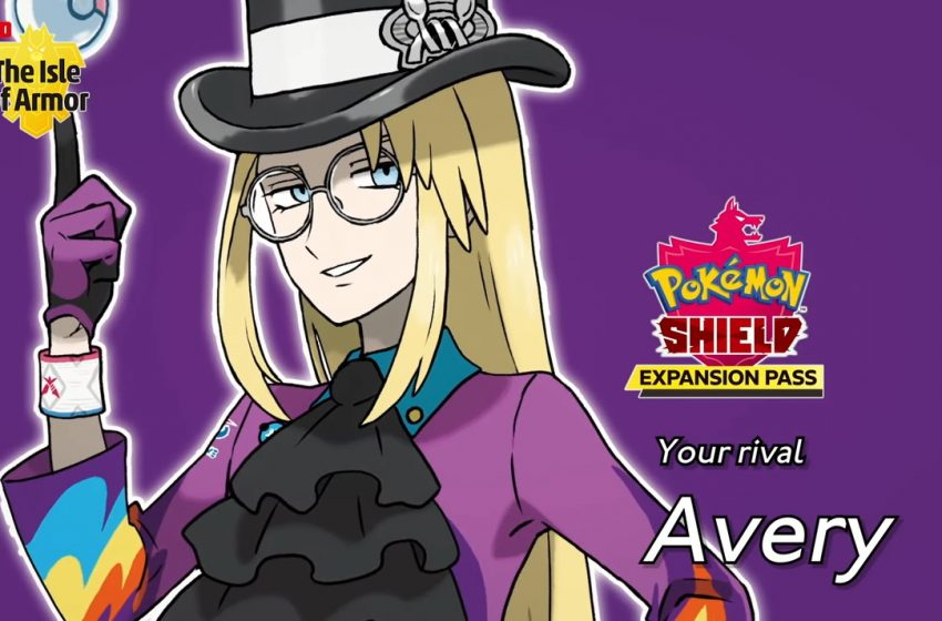 Best fanart of Klara and Avery from Pokemon Shield and Sword DLC