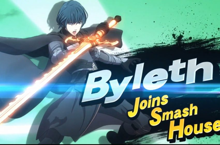 Byleth is the final DLC fighter coming to the Super Smash Bros. Ultimate Fighters Pass