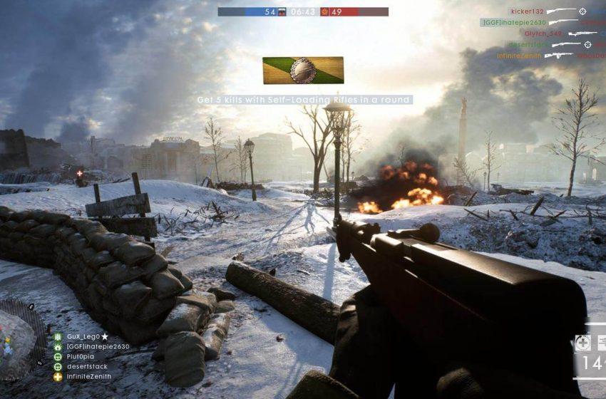 Kolibri Pistol Unlock Guide – Battlefield 1