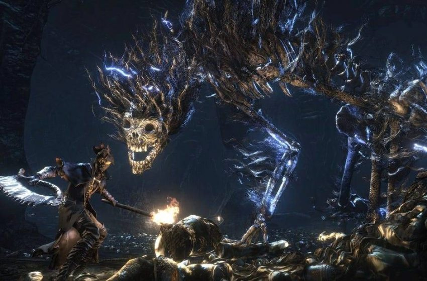 "Bloodborne Title Screen Secret Message ""Will Blessed With Child"" Is A Hint About Bloodborne 2?"