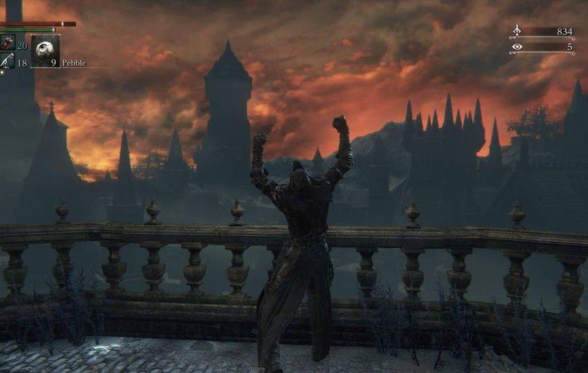 Bloodborne PS4 Patch 1.03 Releasing At The End of Apr 2015, Reduce Load Time, Performance Optimization & Other Fixes