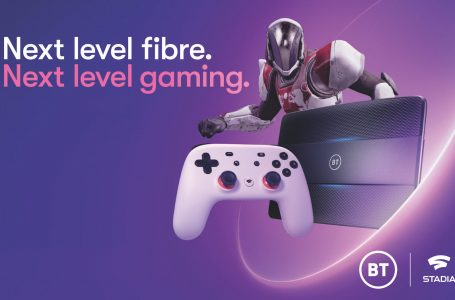 BT partners with Google Stadia for cloud gaming in Europe