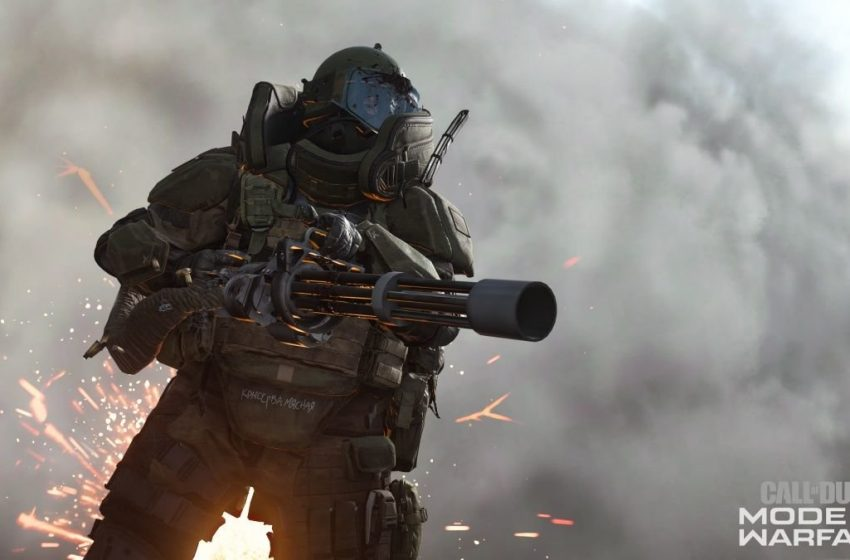 Extra custom class slots will be arriving in Call of Duty: Modern Warfare today