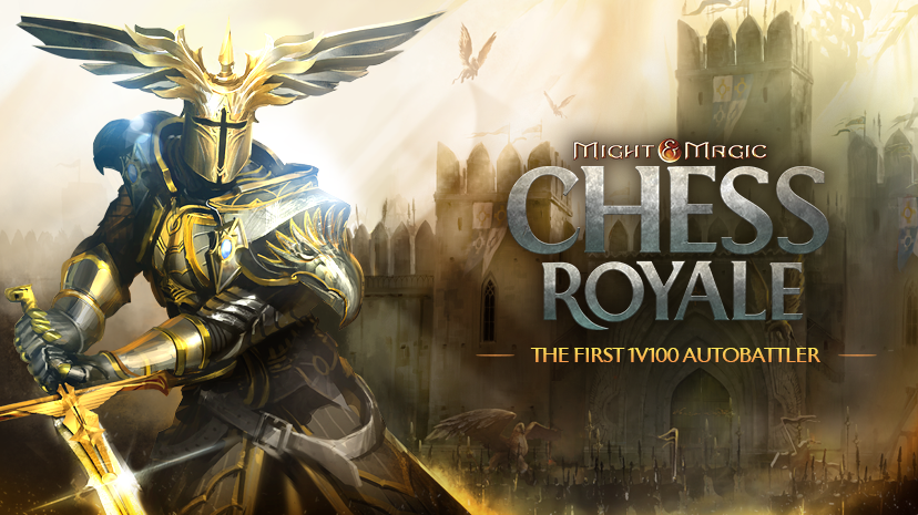 Ubisoft's 100-Player Autobattler Might and Magic: Chess Royale Coming in January