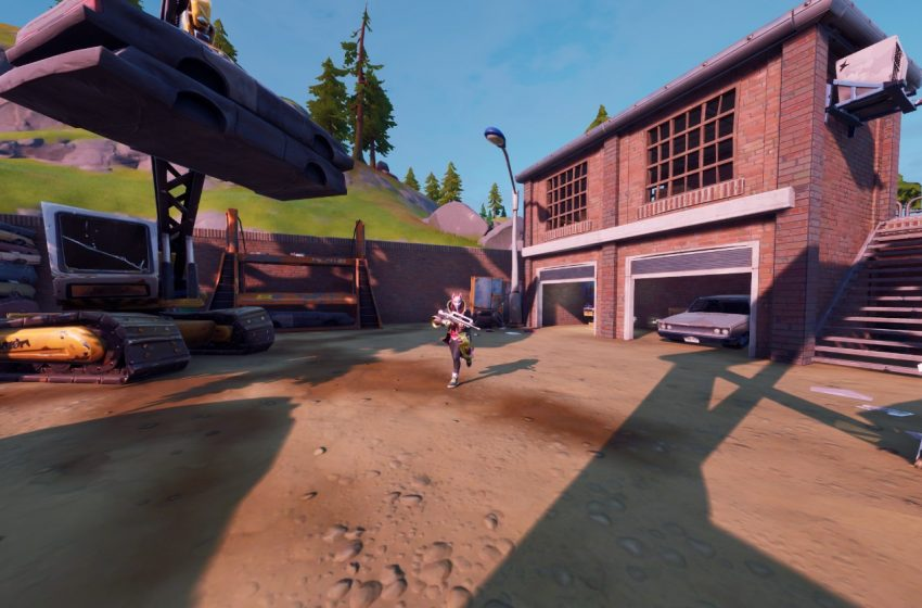 Where to find Compact Cars in Fortnite