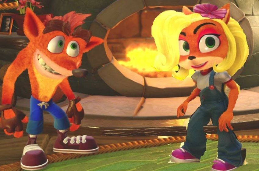 PlayStation Plus February free games reportedly featuring Crash Bandicoot
