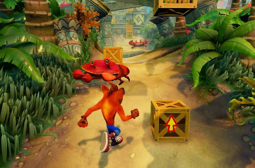 Crash Bandicoot N.Sane Trilogy Coming For Xbox One On December 2017 [Online Retailer Listing]