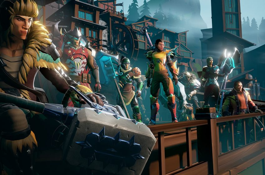 Dauntless dev Phoenix Labs acquired by mobile publisher Garena
