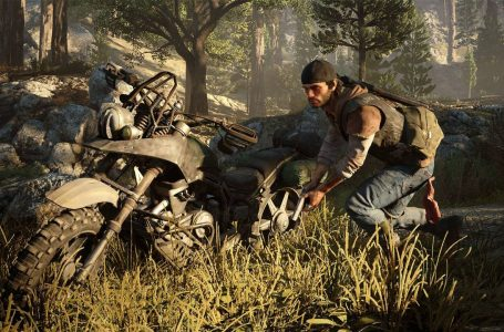 An Amazon listing may have outed Days Gone on PC