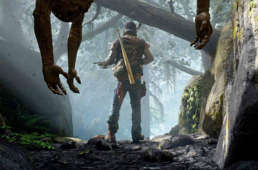 Days Gone update halves game's file size