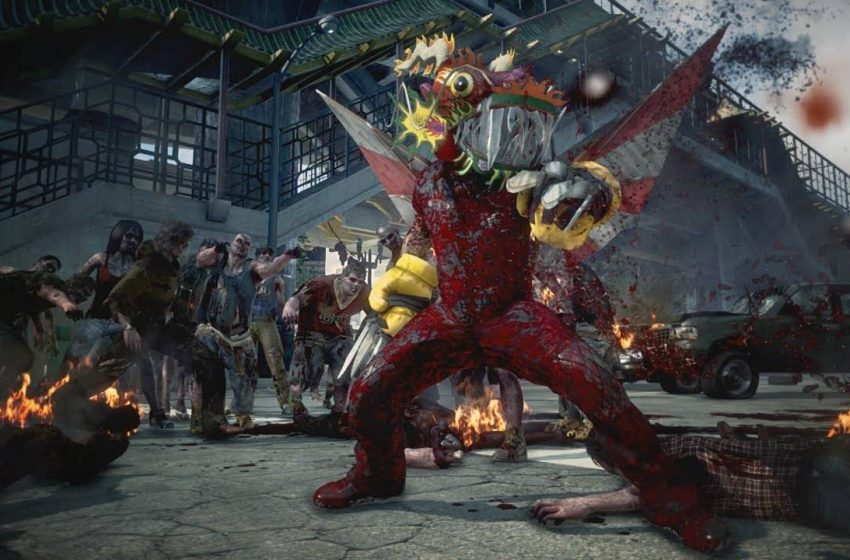 Dead Rising 3: Welcome To Afterparty Trailer Show Deadly Weapon And Hordes of Zombie