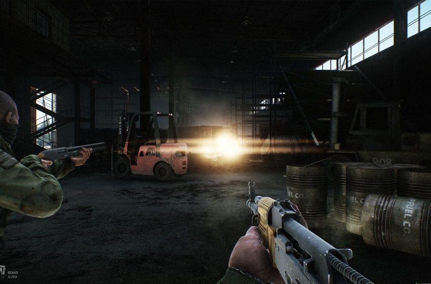 Female Soldiers Are Too Hard to Animate for Escape from Tarkov