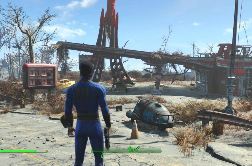 Where To Find The Barber And How To Change Your Haircut in Fallout 4