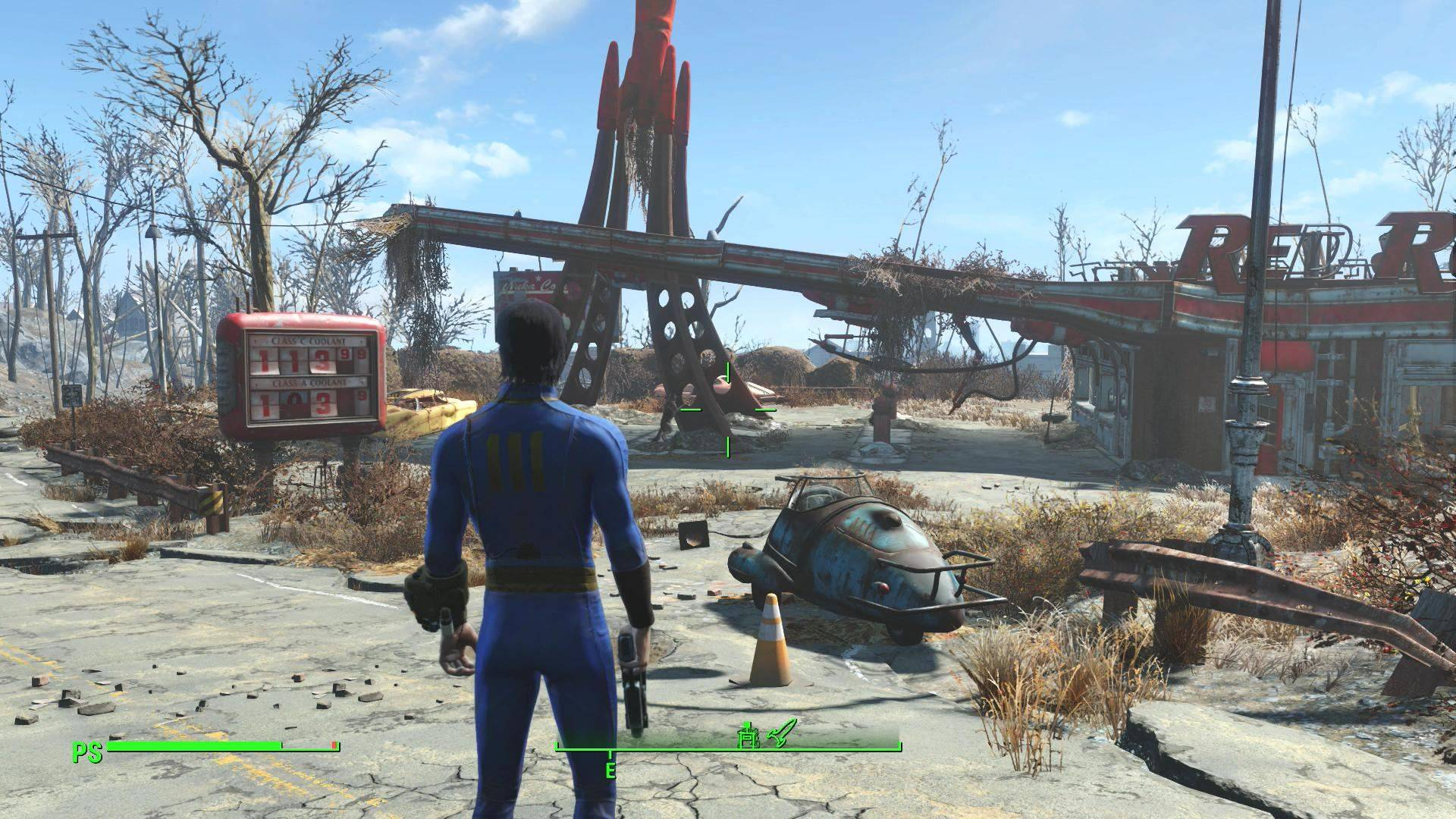 Fallout 4 How To Boost Your Chem Jet And Break The Game
