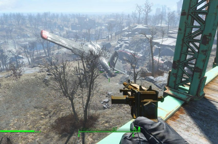 Fallout 4 Guide: How And Where To Find The Railway Rifle