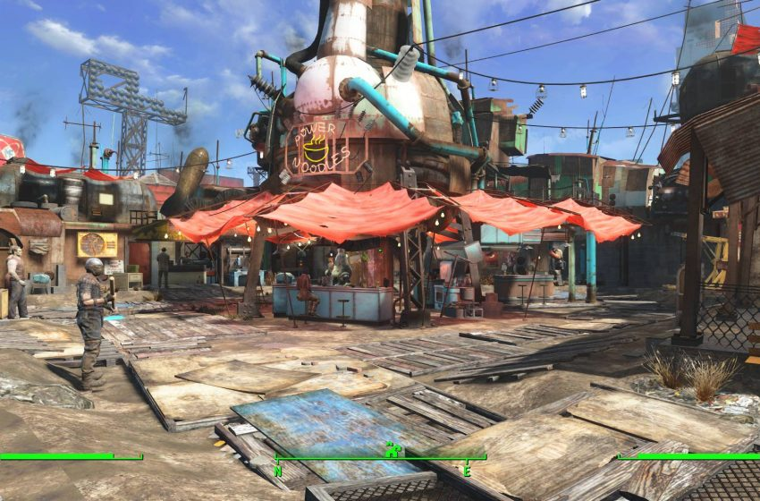 Fallout 4 Survival Mode Detailed By Director Todd Howard, PC Beta Incoming
