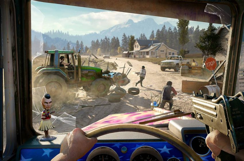 Far Cry 5: Dead Living Zombies Coming Soon