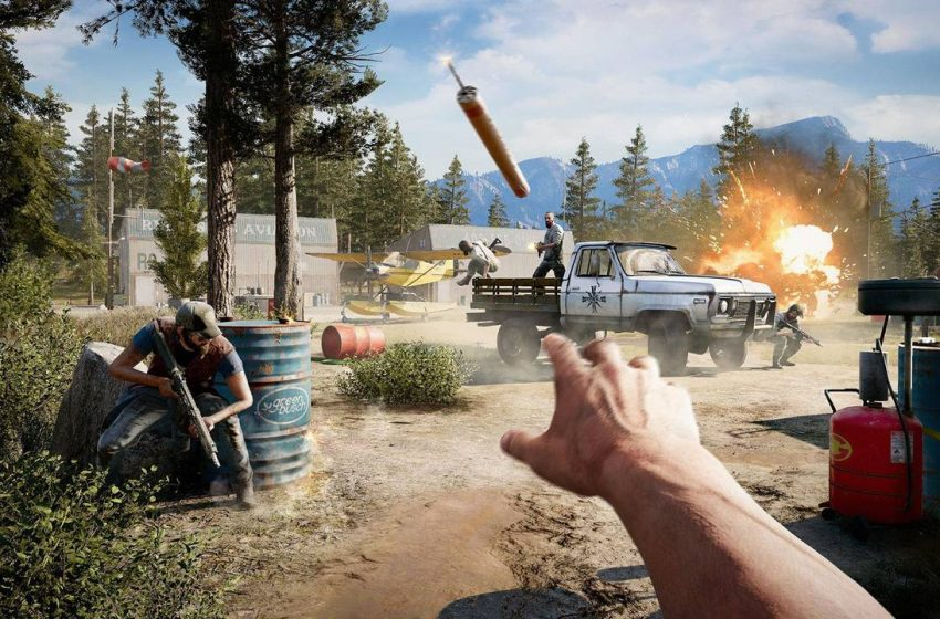Far Cry 5 – What are Silver Bars and How to Get Them