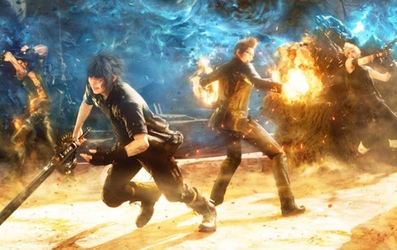 "Hajime Tabata On Final Fantasy XV Early Spoilers: ""It's Just A Very Sad State Of Affairs"""