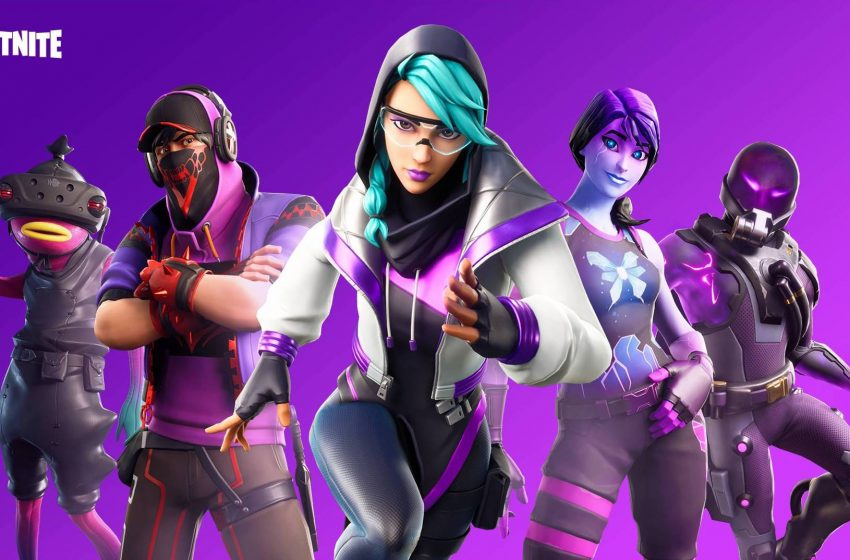 New Iris Fortnite skin rumored to be exclusive to upcoming Samsung Galaxy model
