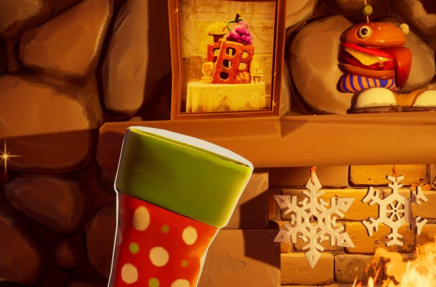 How to Fix the Winterfest Holiday Stocking Bug in Fortnite