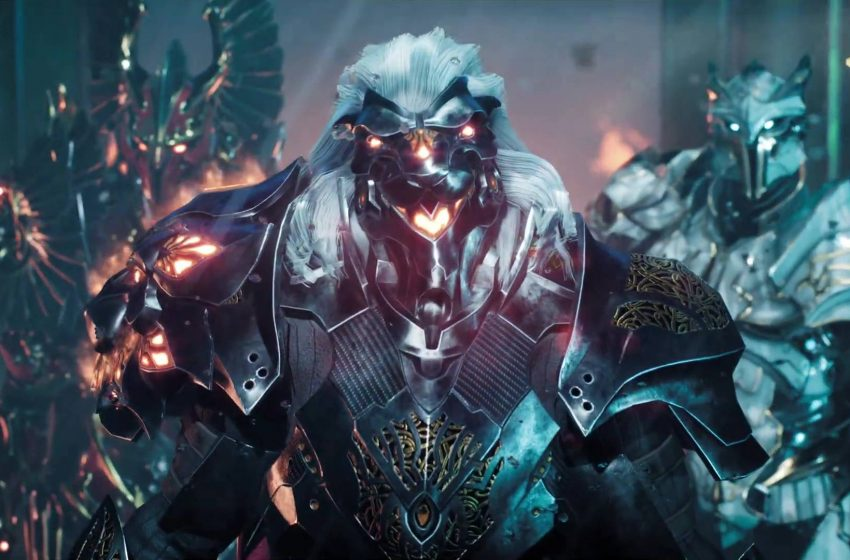 Godfall early 2019 gameplay footage leaks, shows combat
