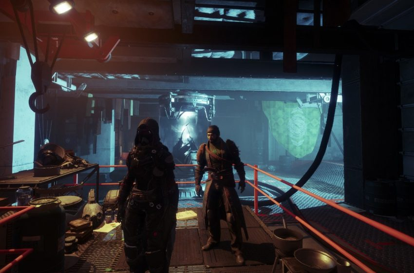 Destiny 2 – How To Get The Anarchy Exotic Grenade Launcher