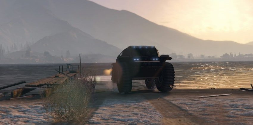 How to Play as Bigfoot in GTA Online