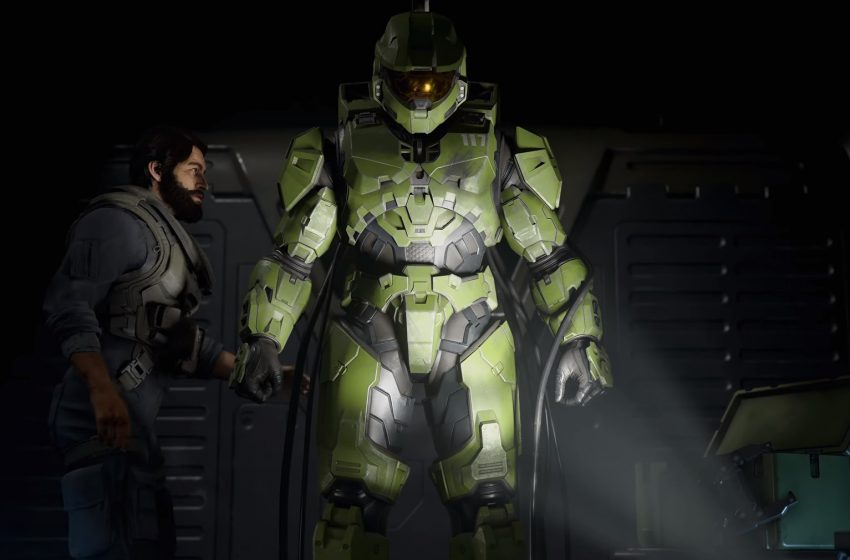 """Halo TV Series First Image Reveals Master Chief """"Looks Fantastic"""""""