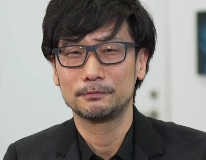 """Hideo Kojima """"Dreamed Of Becoming A Movie Director"""""""