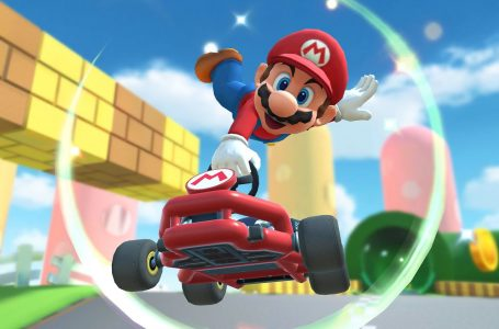 How to Hit a Kadomatsu with an Item 3 times in a Single Race in Mario Kart Tour