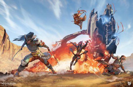 Horizon Zero Dawn dev Guerrilla Games hiring multiplayer programmer