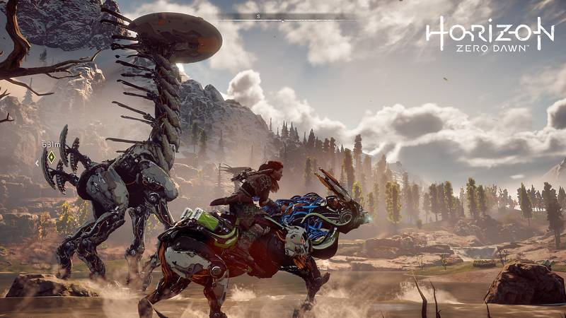 PlayStation Now January Offerings are Horizon: Zero Dawn, Uncharted: The Lost Legacy