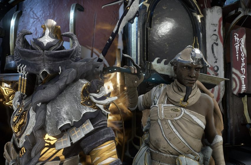 How to get the Sepfahn in Warframe