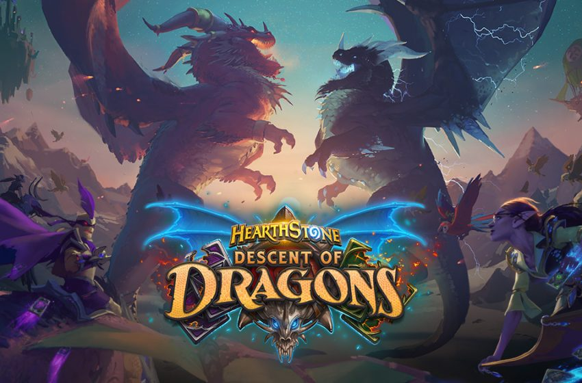 Hearthstone Descent of Dragons Meta Report #2