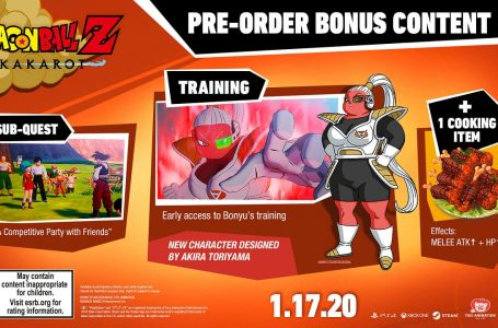 How to Redeem Pre-Order DLC Content in Dragon Ball Z: Kakarot