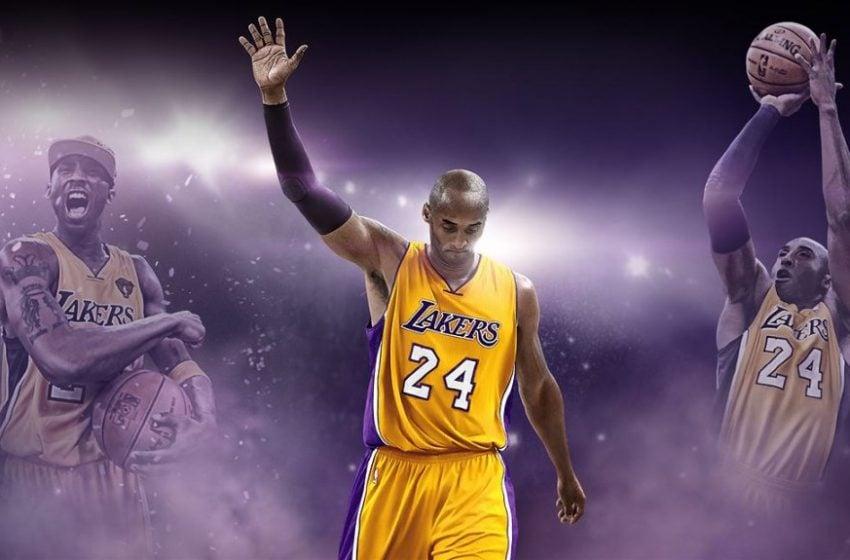NBA 2K20 pays tribute to Kobe Bryant