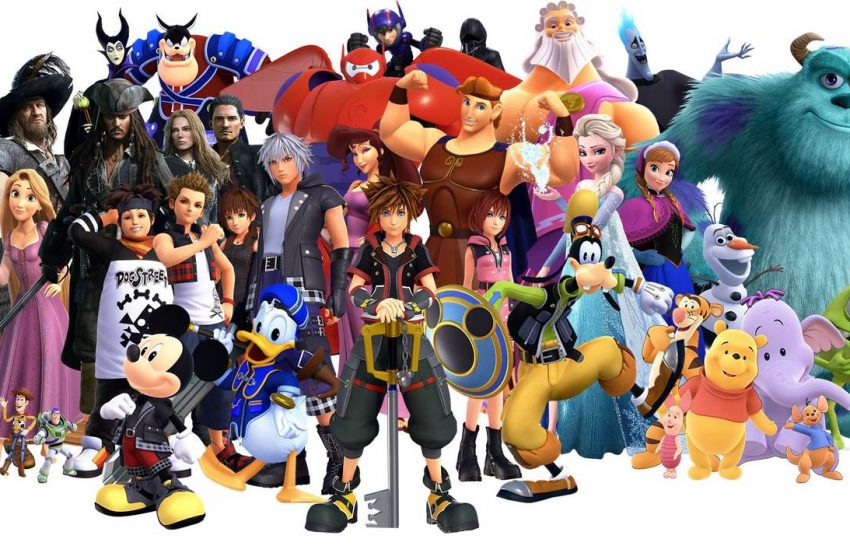 Kingdom Hearts III Disney's Worlds Guide | How Many Worlds Are There In KH3?