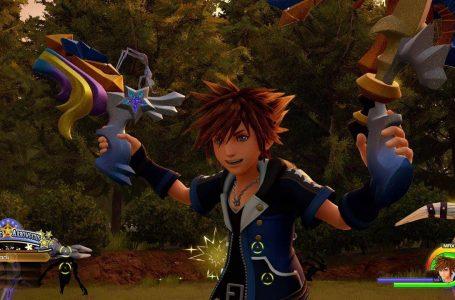 Kingdom Hearts III Director Talks DLC