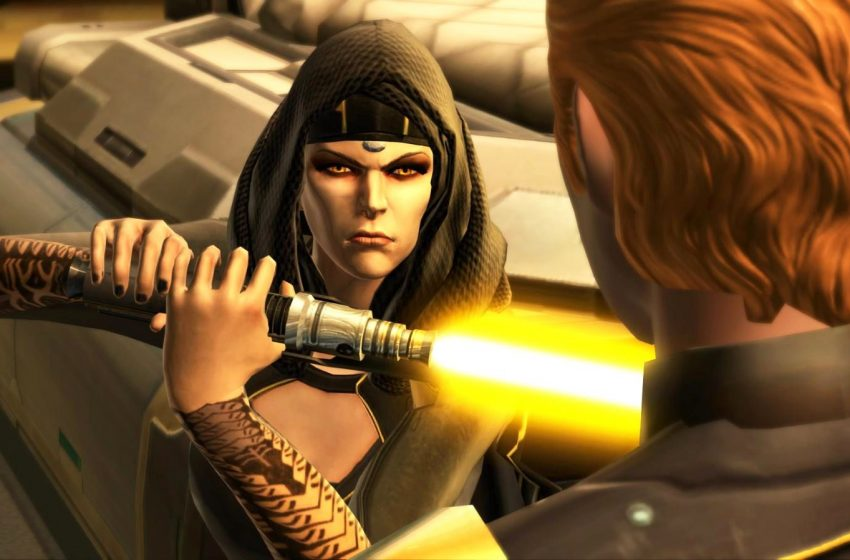 "Star Wars Knights of the Old Republic ""re-imagining"" reportedly greenlit at EA"