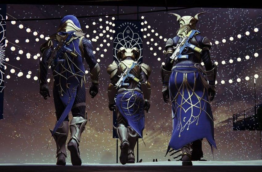 Destiny 2 Review – The Light And The Dark